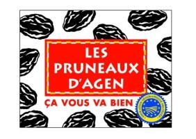 Logo pruneaux Agen